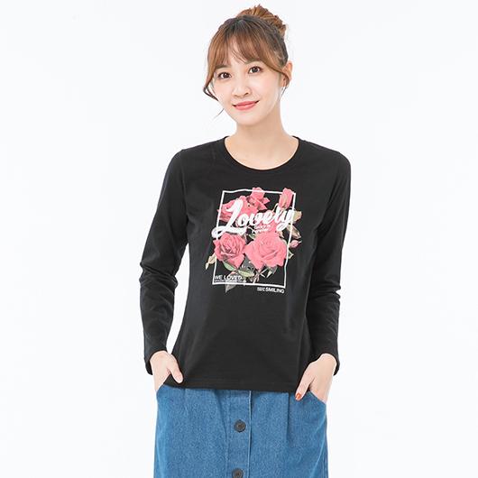 長袖T恤-愛自己女-S.M.L.XL