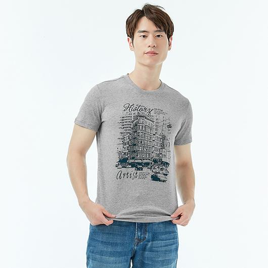 短袖T恤-artist-XS.S.M.L.XL