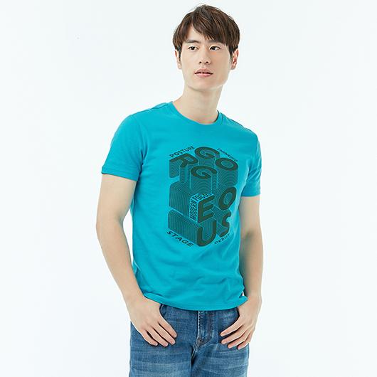 短袖T恤-Focus-XS.S.M.L.XL