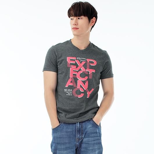 短袖T恤-Heart-XS.S.M.L.XL