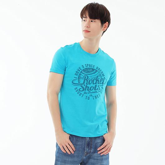短袖T恤-太空夢-XS.S.M.L.XL