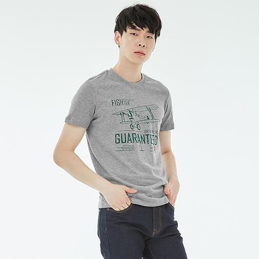短袖T恤-空中霸主-XS.S.M.L.XL