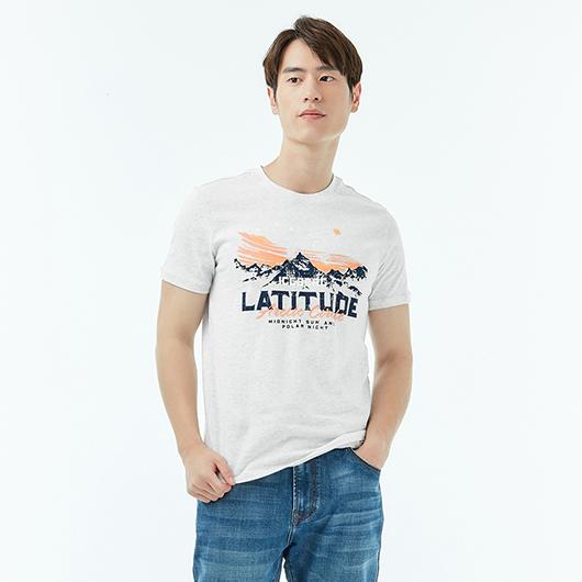 短袖T恤-極地之旅-XS.S.M.L.XL