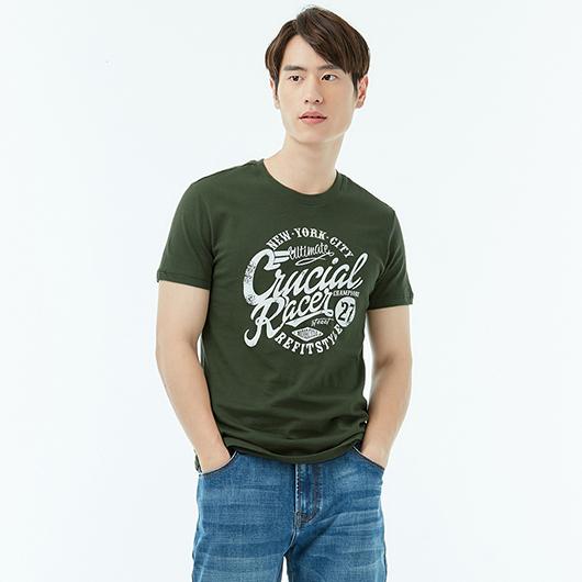 短袖T恤-極速車手-XS.S.M.L.XL