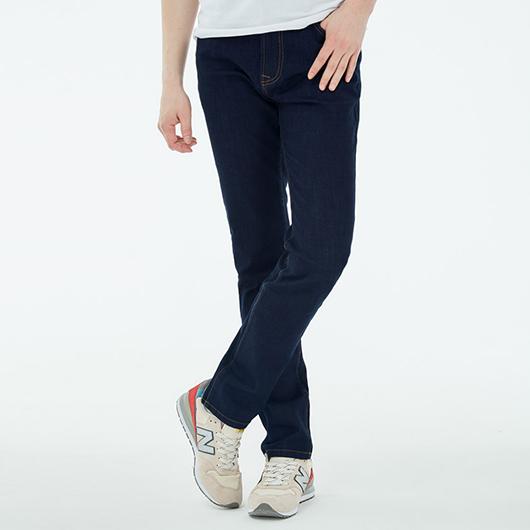 REGULAR彈性牛仔褲-S.M.L.XL.XXL