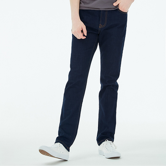 經典SLIM彈性牛仔褲-S.M.L.XL.XXL