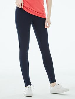 7新彈力口袋美型褲女-S.M.L.XL-深藍