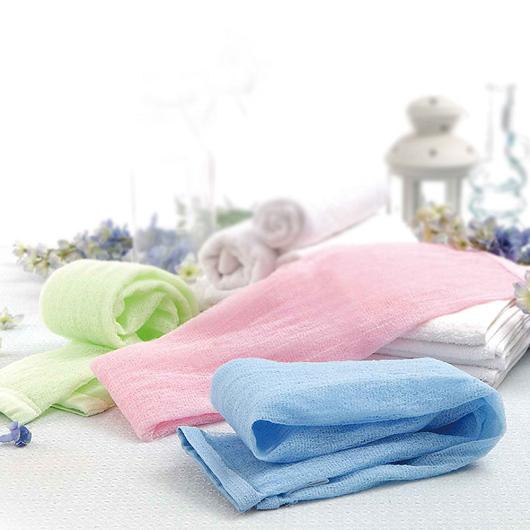 潔思淨 舒柔沐浴巾顏色隨機