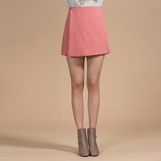 KODZx許允樂-絕對修身復古感超顯瘦西裝短裙