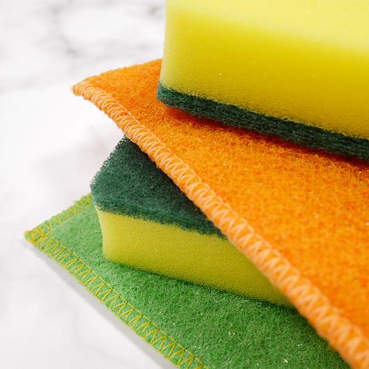 魔乾 亮潔洗碗巾(2入)