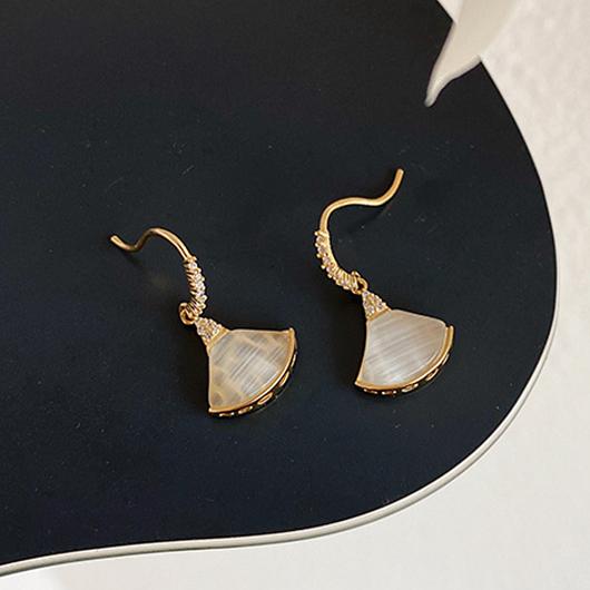 925銀針閃耀的海岸耳環