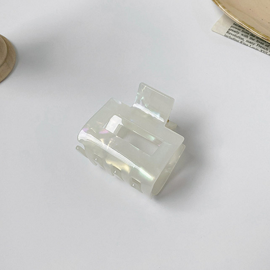 多色寶石光感方形抓夾